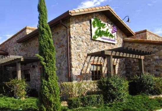 Olive Garden Langley Picture Of Olive Garden Langley City Tripadvisor
