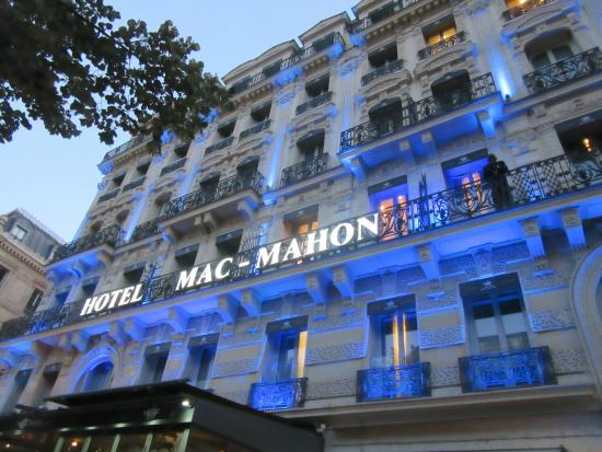 front picture of hotel maison albar champs elysees mac mahon paris tripadvisor. Black Bedroom Furniture Sets. Home Design Ideas