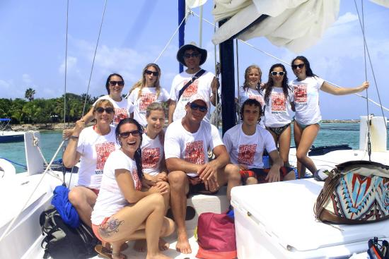 Celebrating canada day mayan style picture of robinson crusoe sailing trip - Robinson crusoe style ...