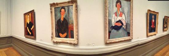 Modigliani National Gallery National Gallery of Art a