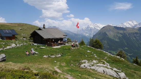 Photo of Lobhorn Hut Mürren