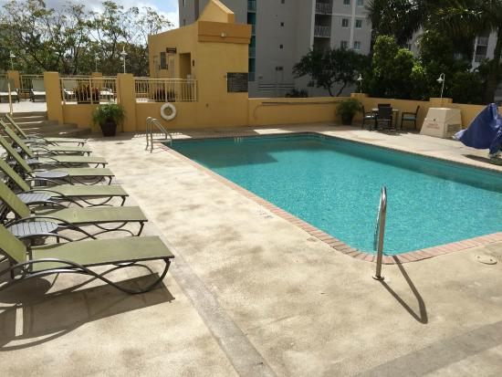 Pool Area Picture Of Hampton Inn Suites By Hilton