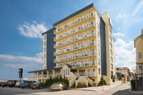 Howard Johnson Plaza Hotel - Ocean City Oceanfront