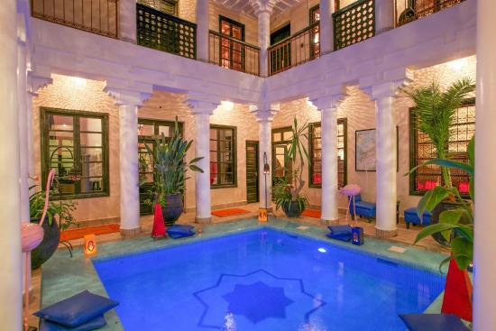 Pool at Riad Africa