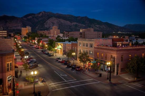 "Ogden, UT: Historic 25th Street. Named one of the ""Ten Best Streets in America"" by the American Planning As"