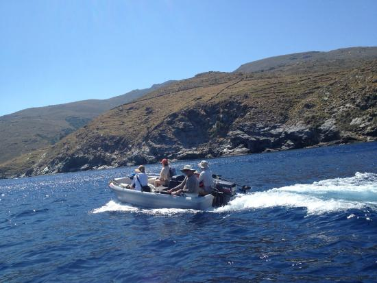 Andros Riva Rental (Boats Scooters Bicycles)