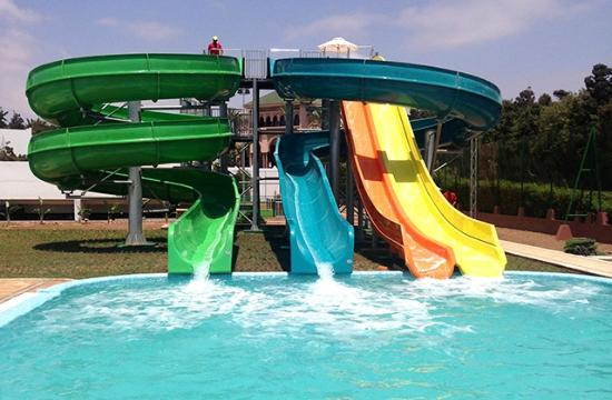 Aqua park picture of club marmara agadir agadir for Aqua piscine otterburn park