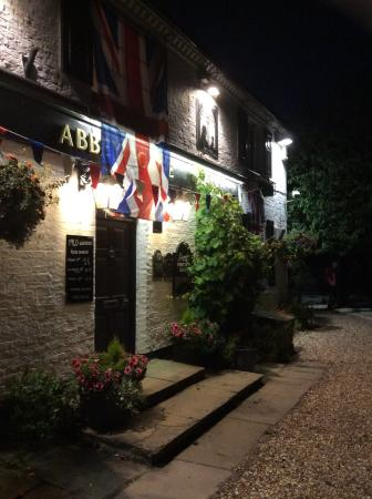 1940s weekend 2015 picture of abbey lodge inn woodhall for Abbey road salon