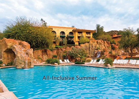 Top Kid Friendly Resorts Phoenix