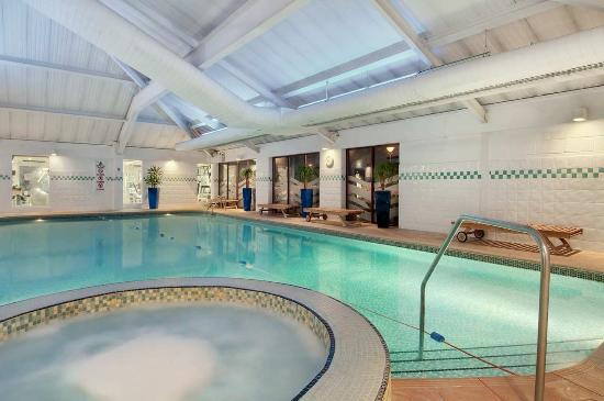 Indoor Pool Picture Of Hilton Bristol Hotel Bristol Tripadvisor