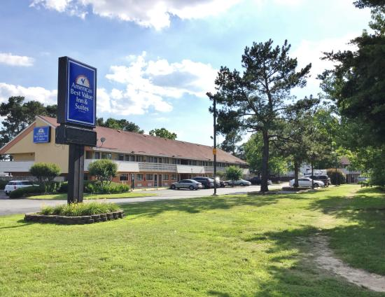 Americas Best Value Inn Little Rock