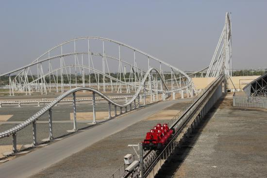 These Thrilling Roller Coasters Are the Fastest In The ...