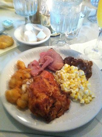 Marinette, WI: Mother's Day Buffet