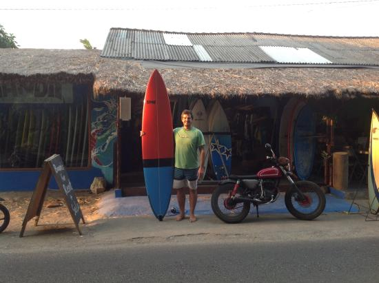 Flame Balls Surf Shop