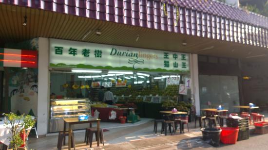 Durian Lingers Fruits Trading