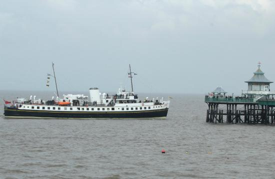 MV Balmoral - White Funnel Limited - Day Trips
