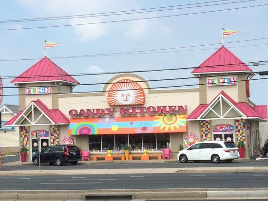 Sugar High Picture Of Candy Kitchen Ocean City