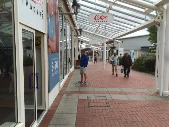 Royal quays outlet north shields for Front door north tyneside