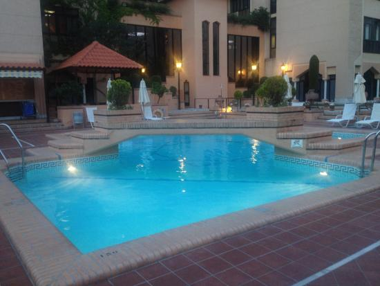 Piscina picture of saray hotel granada tripadvisor for Hotel granada piscina