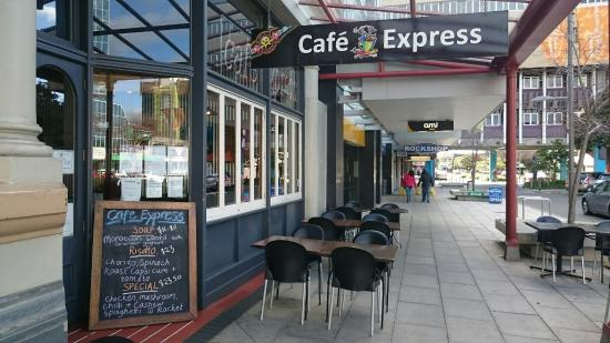 Cafe Express Palmerston North Reviews