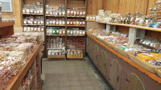 Somis, CA: The Solis Nut House nuts from all over the world... We have to buy chocolate with nuts, pistachi