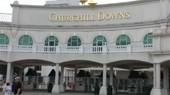 The Famous Towers At Churchill Downs Picture Of Kentucky
