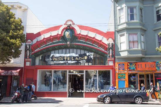 Clothes stores Haight ashbury clothing stores