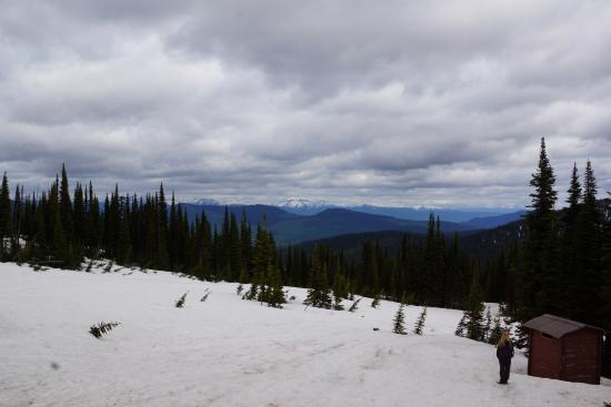 Sugarbowl-Grizzly Den Provincial Park and Protected Area