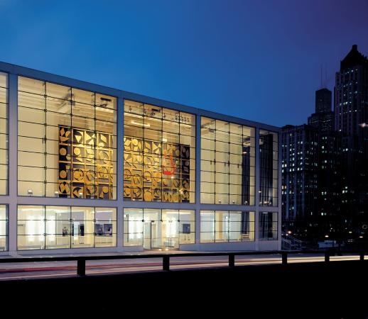 Hotels Near The Harris Theater Chicago