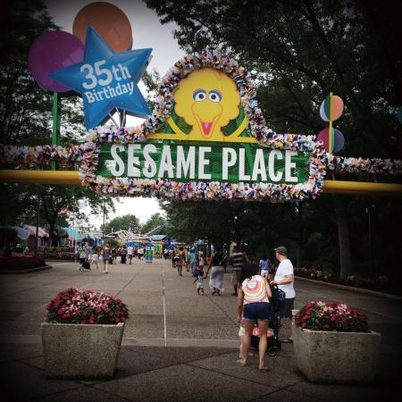 attraction review reviews sesame place langhorne pennsylvania
