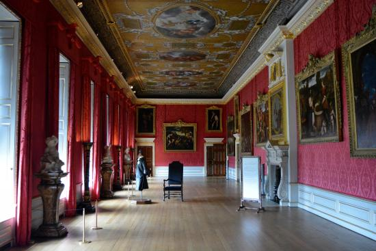 The queens state apartments picture of kensington palace Kensington palace state rooms