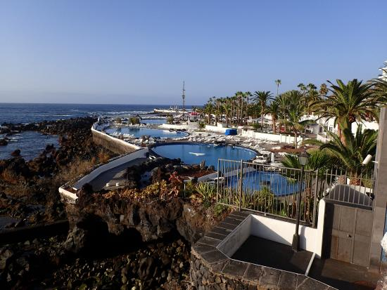 PISCINAS - Picture of Costa Martianez, Puerto de la Cruz - TripAdvisor
