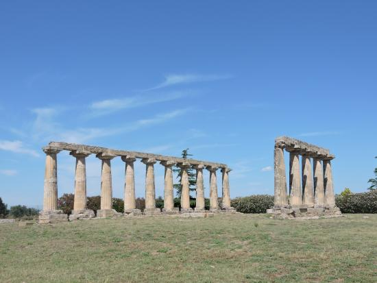 Temple of hera tavole palatine metaponto picture of for Appart city dublin