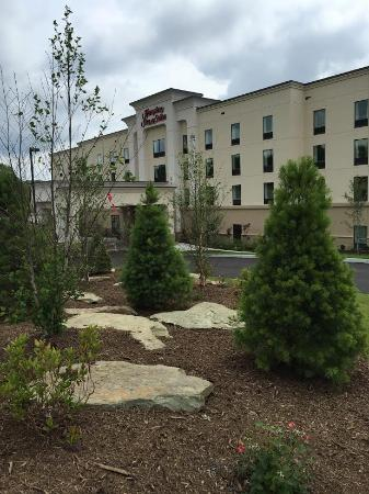 Hampton Inn & Suites California University - Pittsburgh