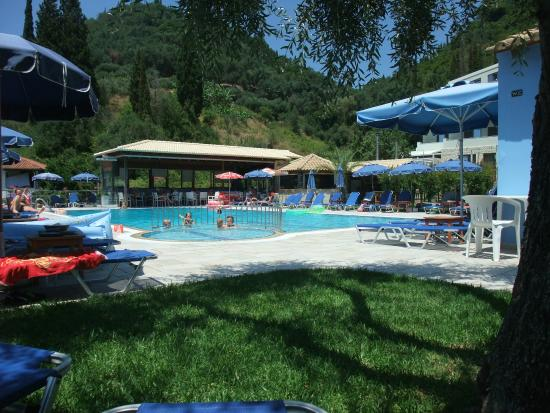 Pool Picture Of Irene Apartments Agios Gordios
