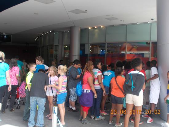 Ticket Area Picture Of Georgia Aquarium Atlanta