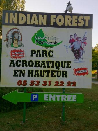 Indian Forest Perigord