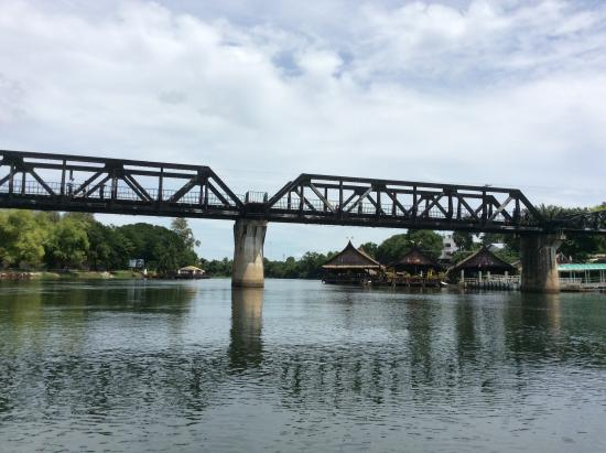 As good as it gets - Picture of Bridge Over the River Kwai, Kanchanaburi - Tr...
