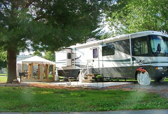 Photo of Circle M RV & Camping Resort Lancaster