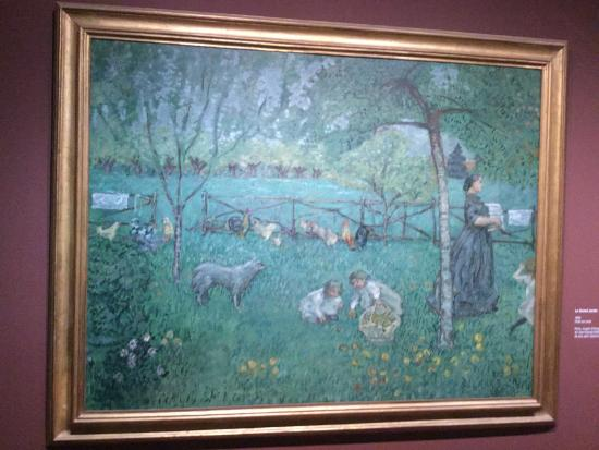 Expo bonnard picture of musee d 39 orsay paris tripadvisor - Musee d orsay expo ...