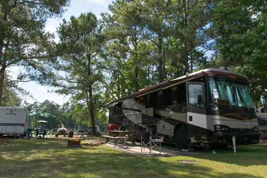 Twin Lakes Rv Resort Nc