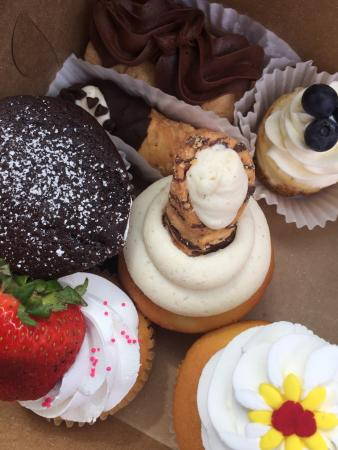 Bridgewater, MA: Yum! Great selective of unique desserts! Very reasonable prices. We liked everything, but my fav