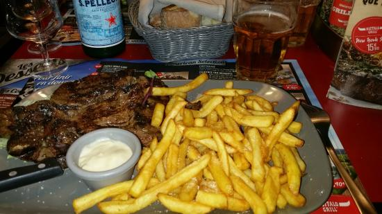 Cote l 39 os picture of buffalo grill versailles tripadvisor - Buffalo grill france locations ...