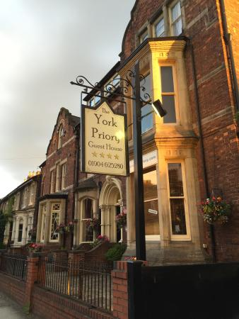 The York Priory