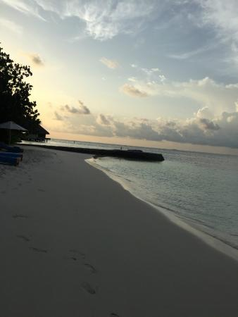 Beach picture of w retreat spa maldives fesdhoo for 1201 salon dc reviews