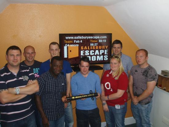The Escape Rooms On Fisherton Street