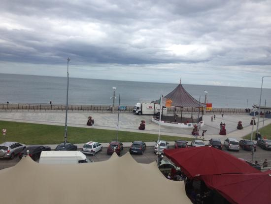 View Of Hotel From Seafront Picture Of The Martello Hotel Bray Tripadvisor