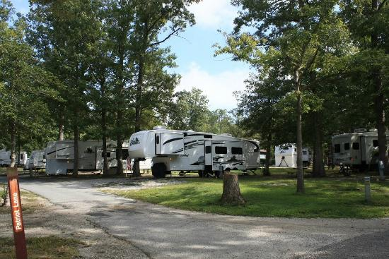Williamsburg RV & Camping Resort