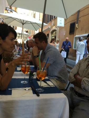 people - Picture of Le Bistrot Lounge Bar, Rome - TripAdvisor