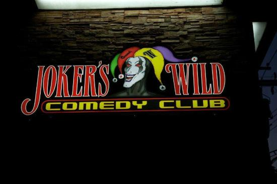 Jokers' Wild Comedy Club
